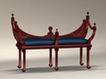 椅子0053,椅子,欧洲古典风格,