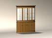 柜子0025,柜子,欧洲古典风格,
