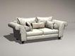 沙发0033,沙发,欧洲古典风格,