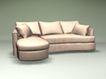 沙发0053,沙发,欧洲古典风格,