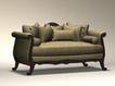 沙发0077,沙发,欧洲古典风格,