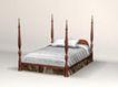 复古风格床0014,复古风格床,欧洲古典风格,