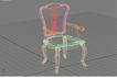 时尚家居椅子、桌子0097,时尚家居椅子、桌子,家居系列,