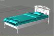 床、柜0121,床、柜,家居系列,