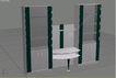 床、柜0126,床、柜,家居系列,