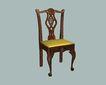 古典家具0011,古典家具,办公系列,