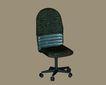 椅子0029,椅子,办公系列,