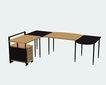 桌子0011,桌子,办公系列,