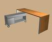 桌子0014,桌子,办公系列,