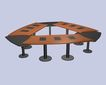 桌子0045,桌子,办公系列,