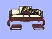 明清家具-床