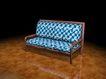沙发组合0019,沙发组合,现代家具,