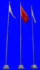 旗帜0002,旗帜,户外小品,