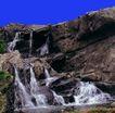 假山石头0137,假山石头,假山与喷水池,