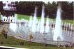 喷水池0037,喷水池,假山与喷水池,
