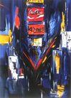 抽象画0034,抽象画,墙饰画,