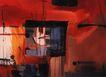 抽象画0052,抽象画,墙饰画,