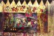 抽象画0088,抽象画,墙饰画,