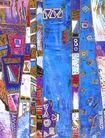 抽象画0089,抽象画,墙饰画,