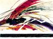 抽象画0099,抽象画,墙饰画,