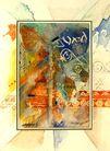 抽象画0106,抽象画,墙饰画,