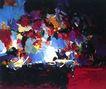 抽象画0125,抽象画,墙饰画,