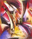 抽象画0141,抽象画,墙饰画,