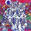 动物画0012,动物画,墙饰画,