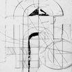建筑画0032,建筑画,墙饰画,