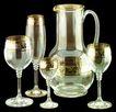 玻璃精品0023,玻璃精品,物品摆饰,