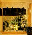 窗帘0019,窗帘,窗门,