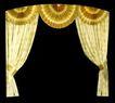 窗帘0036,窗帘,窗门,