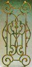 铁栅门0042,铁栅门,窗门,