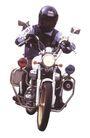 摩托车0017,摩托车,交通工具,