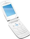 通讯0024,通讯,科技,翻盖手机
