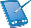 通讯0025,通讯,科技,笔尖 手写屏