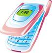 通讯0036,通讯,科技,彩色手机