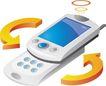 通讯0051,通讯,科技,滑盖手机