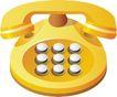 通讯0067,通讯,科技,固定电话机