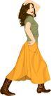 时尚女性0445,时尚女性,人物,