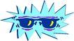 眼镜0041,眼镜,服饰潮流,抽象眼镜