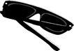 眼镜0059,眼镜,服饰潮流,黑色眼镜