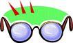 眼镜0062,眼镜,服饰潮流,圆形眼镜