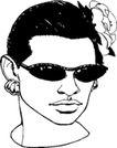 眼镜0083,眼镜,服饰潮流,