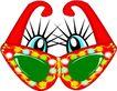 眼镜0086,眼镜,服饰潮流,