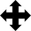 其他箭头0117,其他箭头,标识图形,