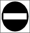 交通标识0940,交通标识,标识图形,