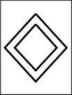 交通标识0947,交通标识,标识图形,