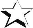 星状0552,星状,标识图形,