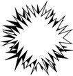 星状0554,星状,标识图形,